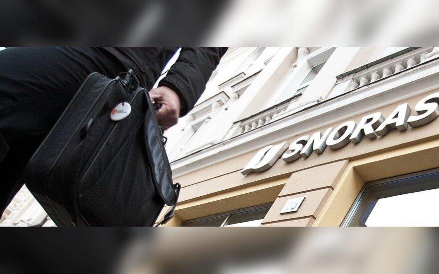 Шимоните: с вкладчиками Snoras рассчитаются через другой банк