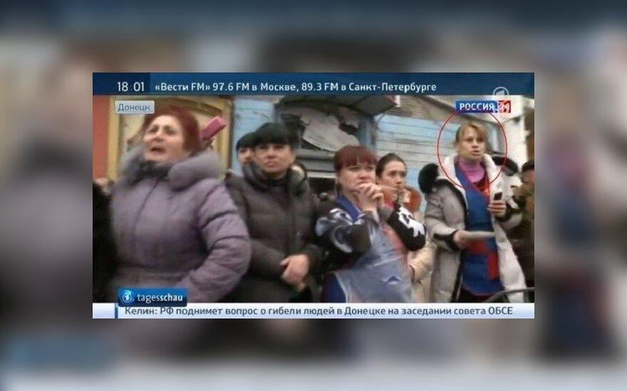 """СМИ: россиянин увидел автора фейка об """"распятом мальчике"""" на расстрелянной остановке"""