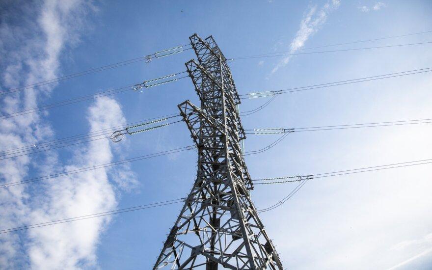 Elektrum Lietuva: электроэнергия в Литве за неделю подешевела примерно на 2%