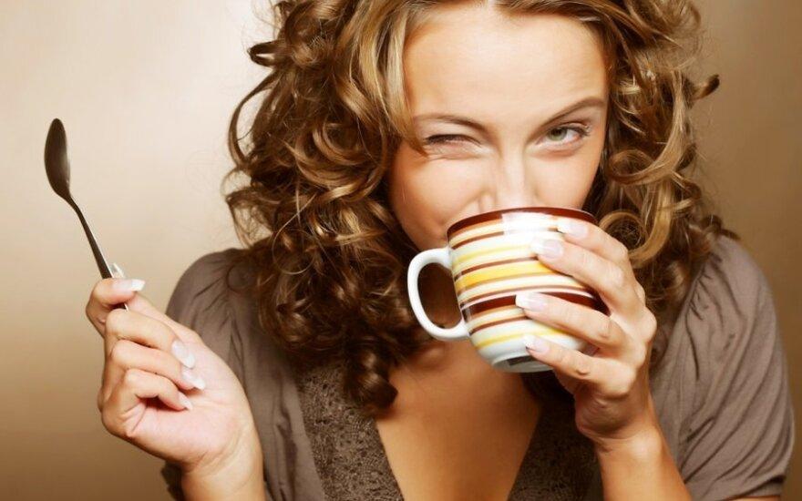 Кофеин в креме полезнее, чем в кофе