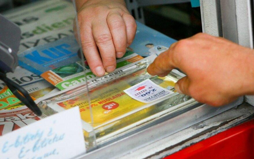 В Вильнюсе предлагают продлить действие бумажных билетов