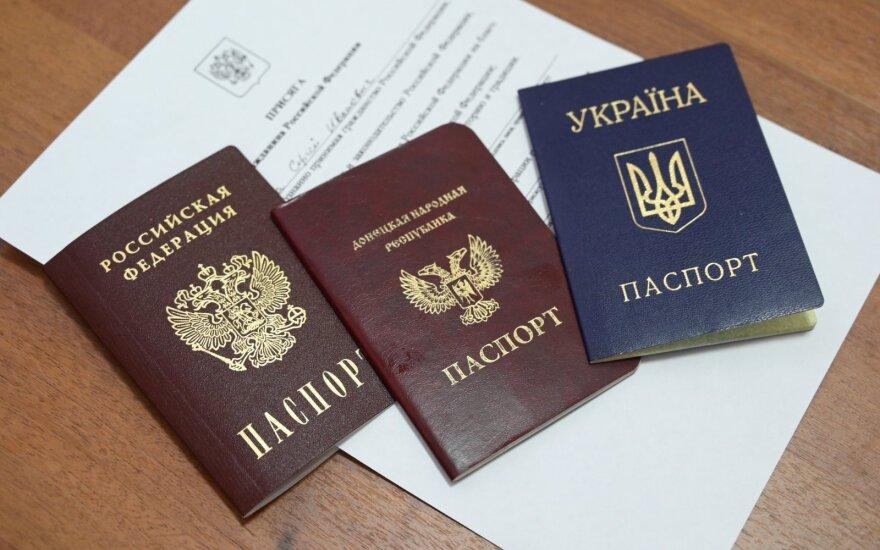 ЕС разрабатывает руководство по паспортам РФ для Донбасса