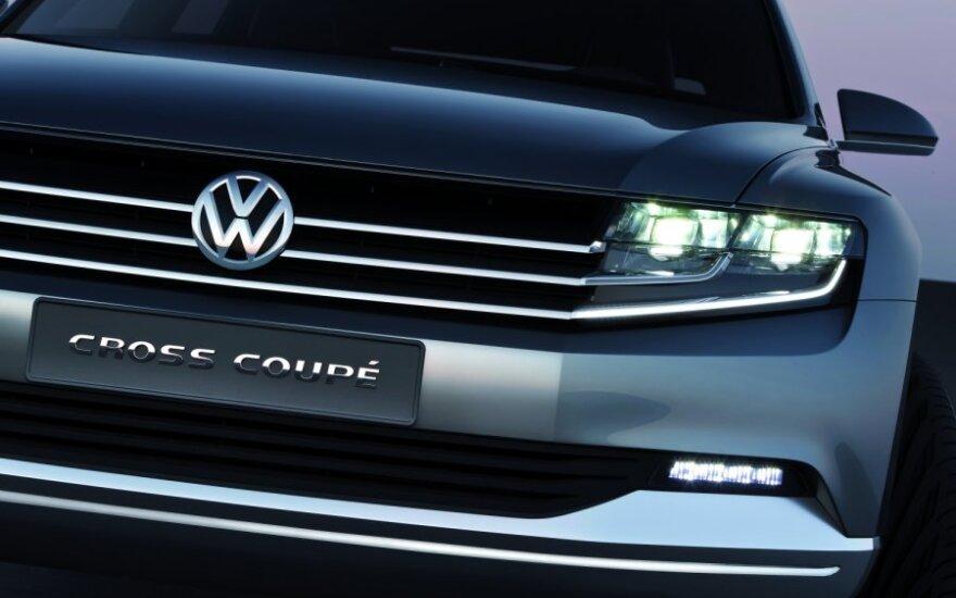 VW продал в 2011 году более 8 миллионов автомобилей