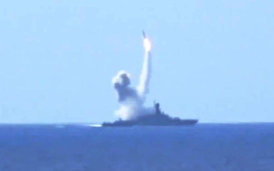 В Ниде со стороны моря слышались выстрелы: были замечены военные корабли
