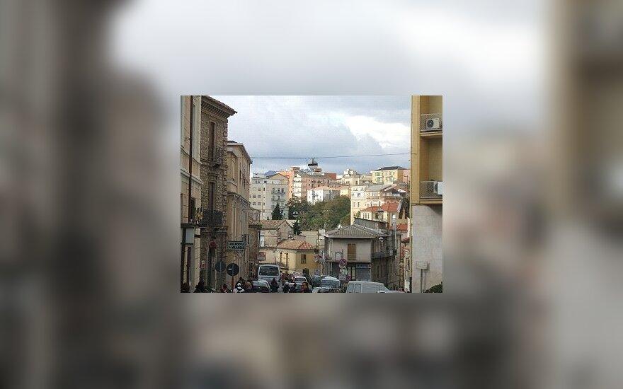 В итальянском Бари именем Литвы назовут улицу