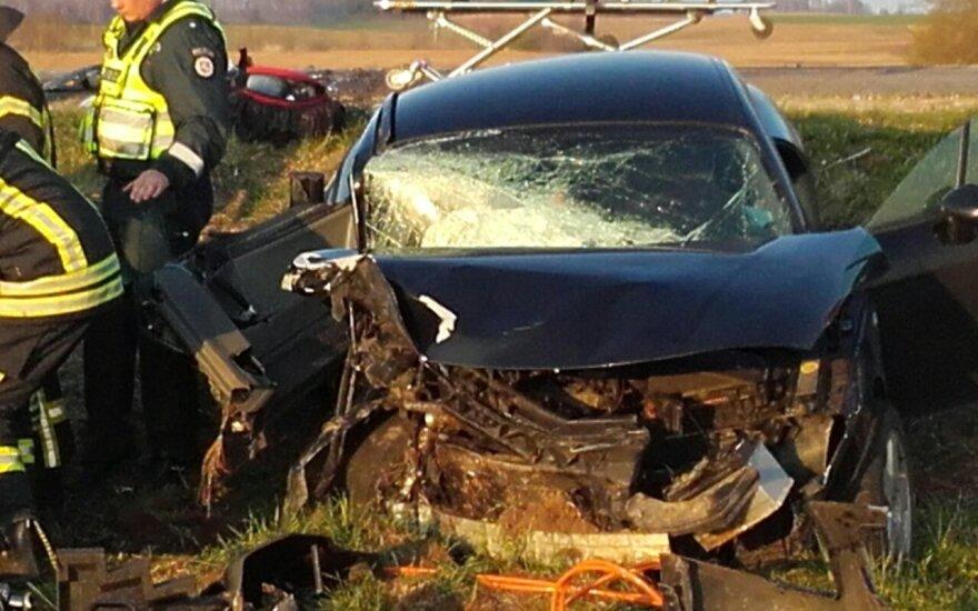 Жуткая авария: один водитель пьяный, другой лишен водительских прав