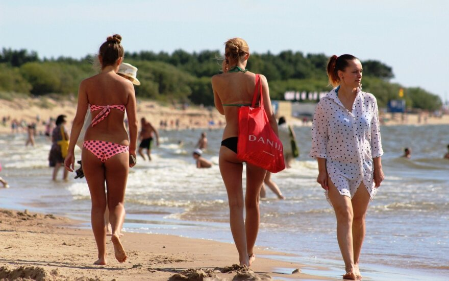 На пять градусов теплее нормы: Балтийское море стало аномально теплым