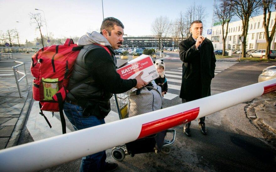 Беженцев в Литве не ждет рай: рыночные цены и небольшая помощь