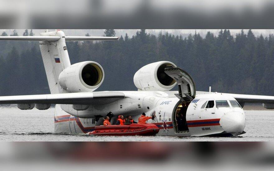 США обнаружили недостатки в российском самолете-амфибии