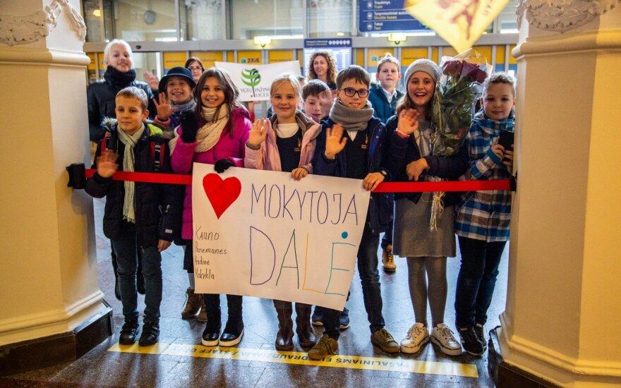Mokytojai Lietuvai sugrįžo iš Suomijos