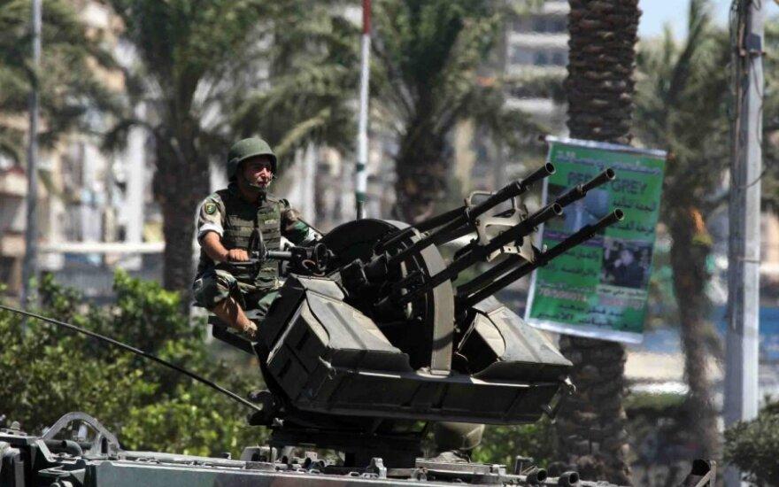 Libano kareivis