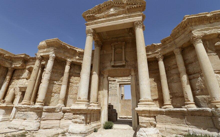 Сирийские власти признали захват Пальмиры боевиками ИГ