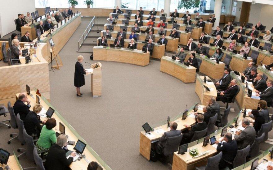 Grybauskaitė o polityce zagranicznej i młodzieżowej