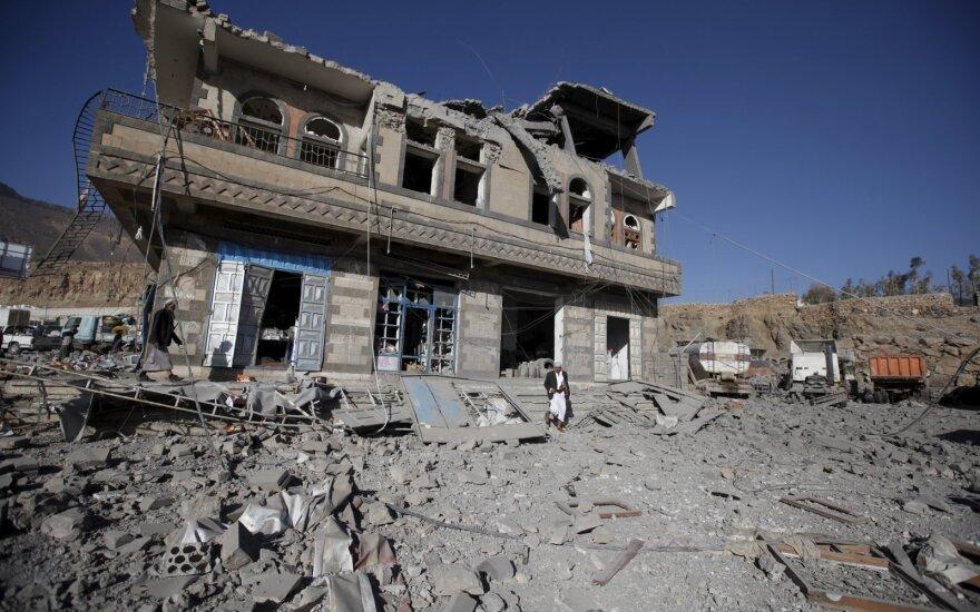 """""""Врачи без границ"""": от ракетного удара пострадала больница в Йемене"""