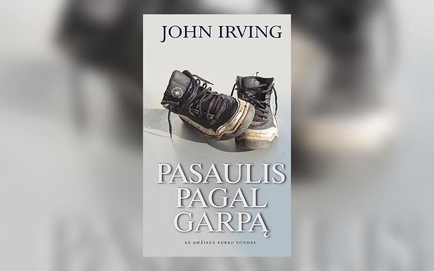 "J.Irving ""Pasaulis pagal Garpą"