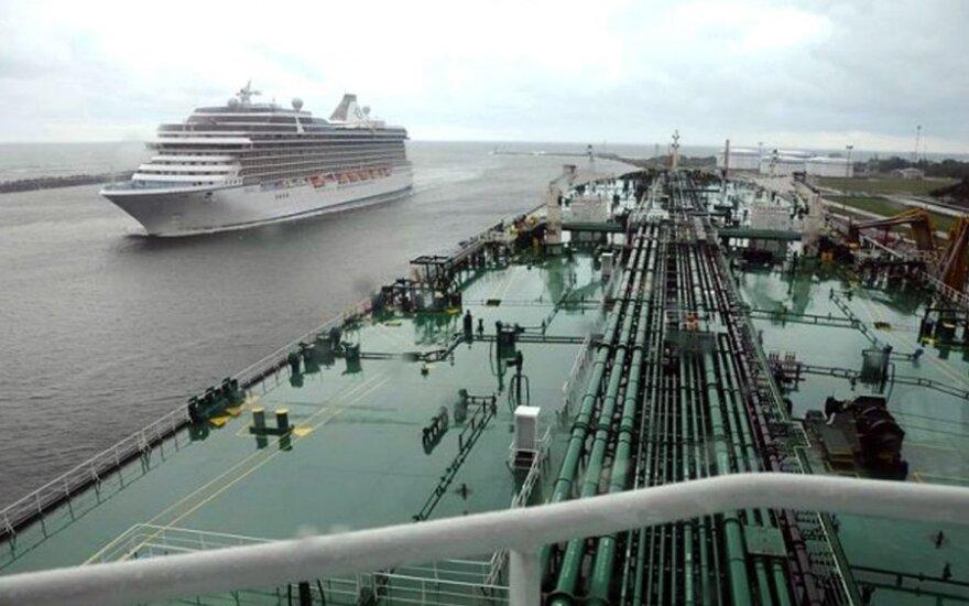 Hitachi ищет возможности транспортировки грузов через Клайпедский порт