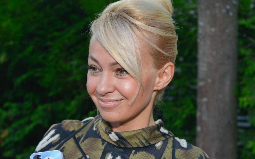 Рудковская объявила награду за анонима из-за высказывания о ее возрасте