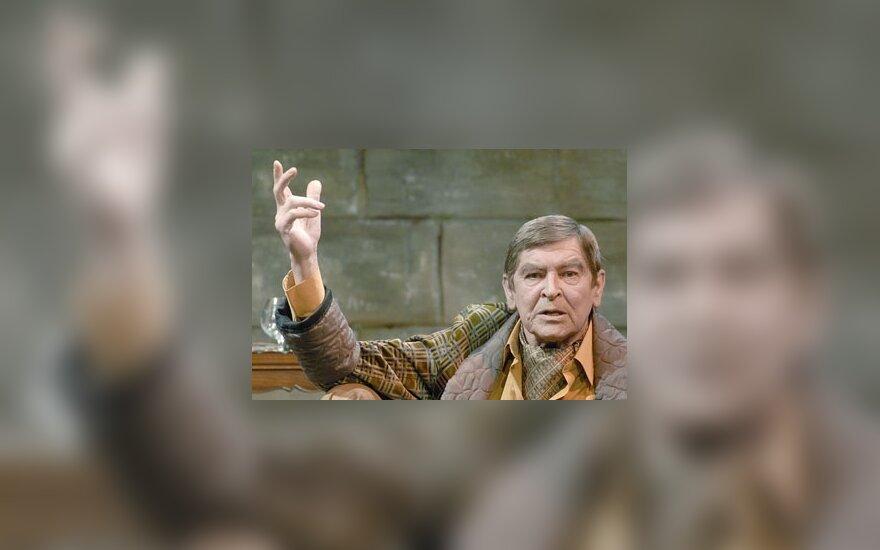 В Вильнюсе - вечер памяти актера Владимира Ефремова
