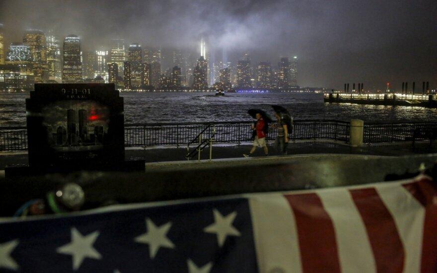 США вспоминают события 11 сентября 2001 года