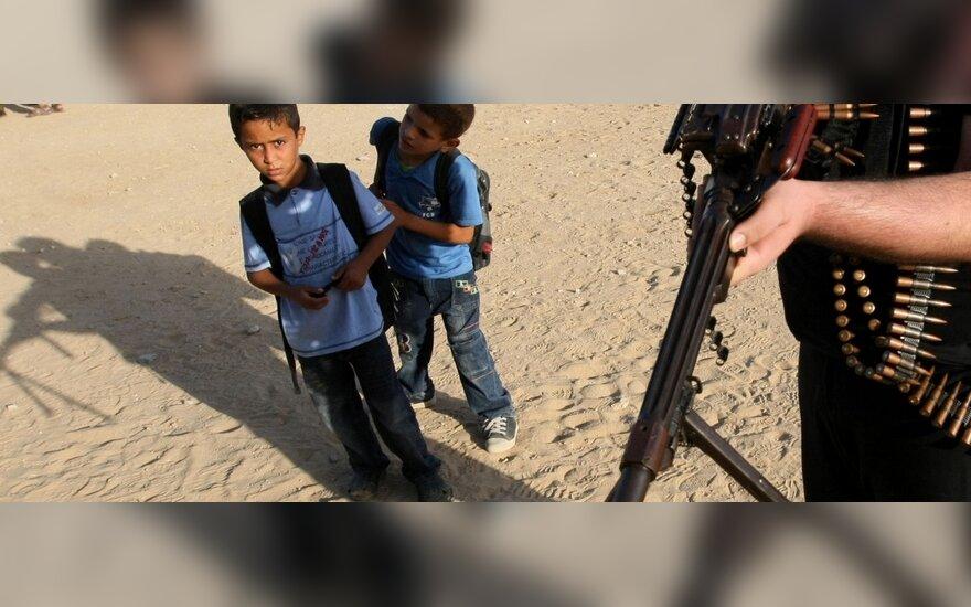 Палестинцы выпустили по Израилю полсотни ракет