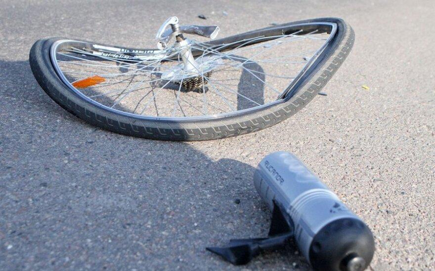 В аварии погиб велосипедист