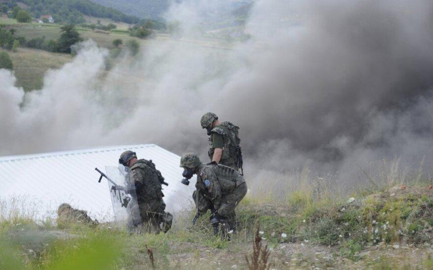 Военные Сербии не примут участия в учениях в Беларуси