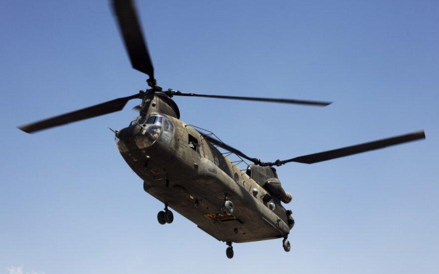 "Sraigtasparnis ""CH-47 Chinook"""