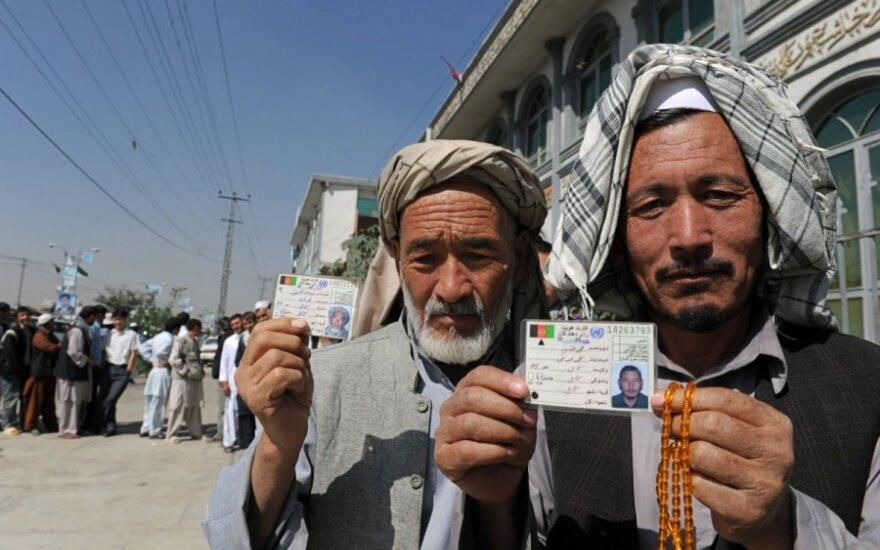 В Афганистане началась двухмесячная президентская кампания