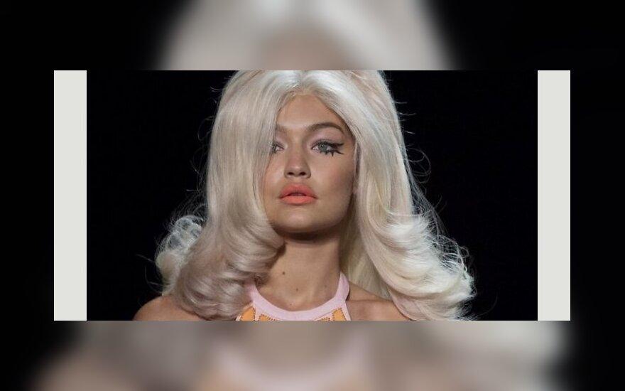 ФОТО: Куклы Барби, начесы и поп-арт на Неделе Нью-Йоркской моды