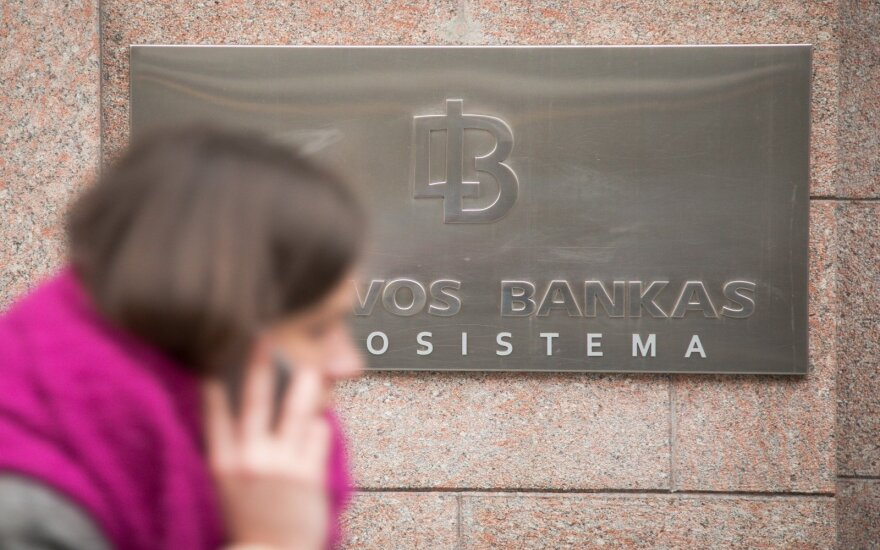 Центробанк: поводов для беспокойства о Swebank в Литве нет