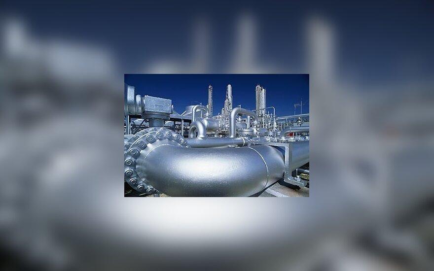 Литва спорит о цене на газ для Украины, а сама платит дороже