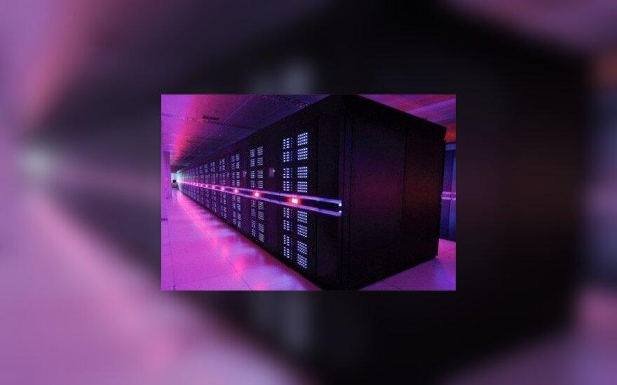 Китайский суперкомпьютер признали самым мощным в мире