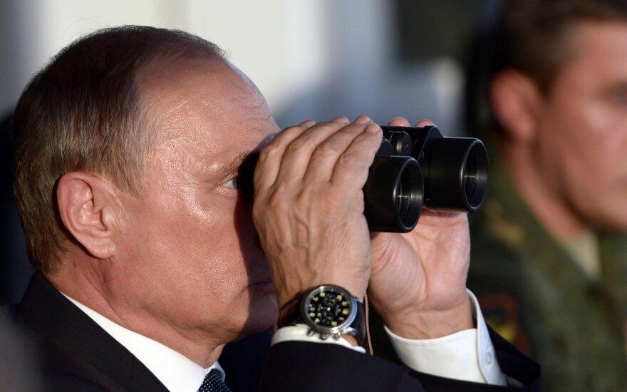 СМИ: Путин готовит авиаудары по боевикам в Сирии