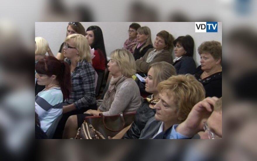 Голодовка многодетных родителей в Волгограде продолжается