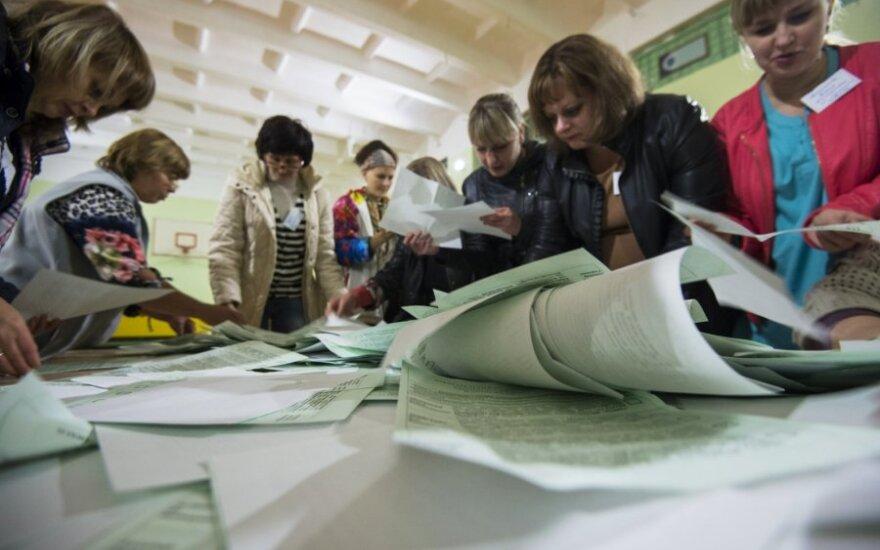 """Опубликованы предварительные итоги праймериз """"Единой России"""""""
