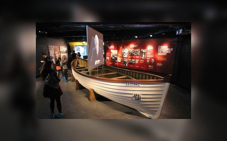 """В Белфасте воссоздали настоящий """"Титаник"""""""