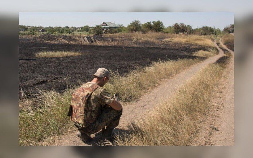 """""""Люди-кусты"""" как феномен прифронтового быта на линии соприкосновения в Донбассе"""