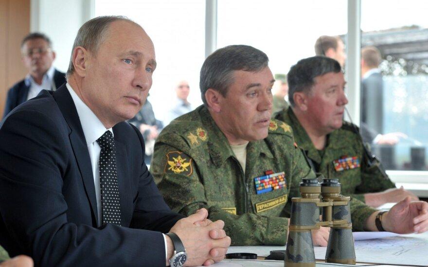 Vladimiras Putinas, Valerijus Gerasimovas