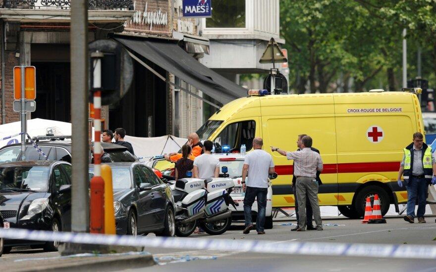 """""""Исламское государство"""" взяло ответственность за теракт в бельгийском Льеже"""