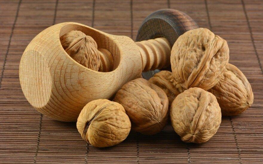 Грецкие орехи – потенциальная защита от рака