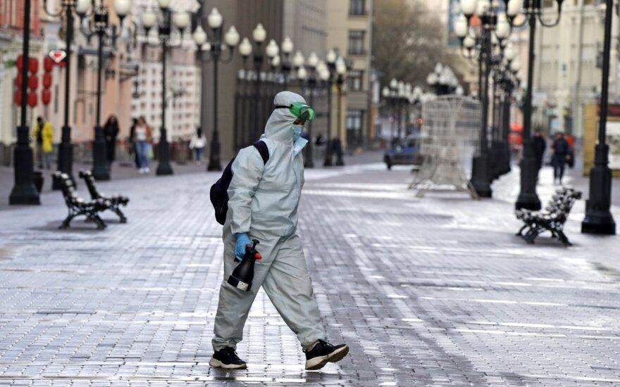 Власти Москвы отменяют режим самоизоляции