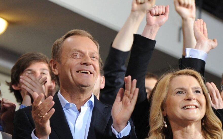 Donald Tusk wybrany na przewodniczącego Rady Europejskiej. Sikorski bez stanowiska
