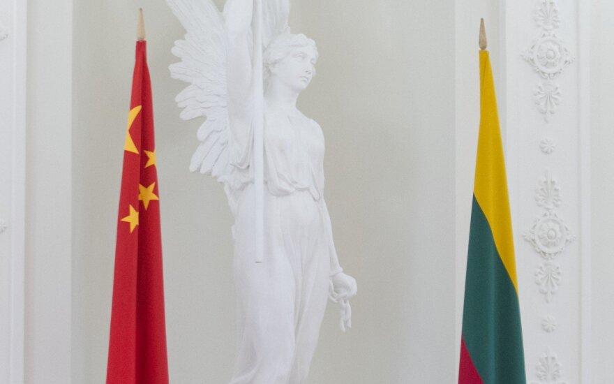 Посольство Китая в Вильнюсе: шаг политиков по Тайваню – грубое вмешательство в дела Китая