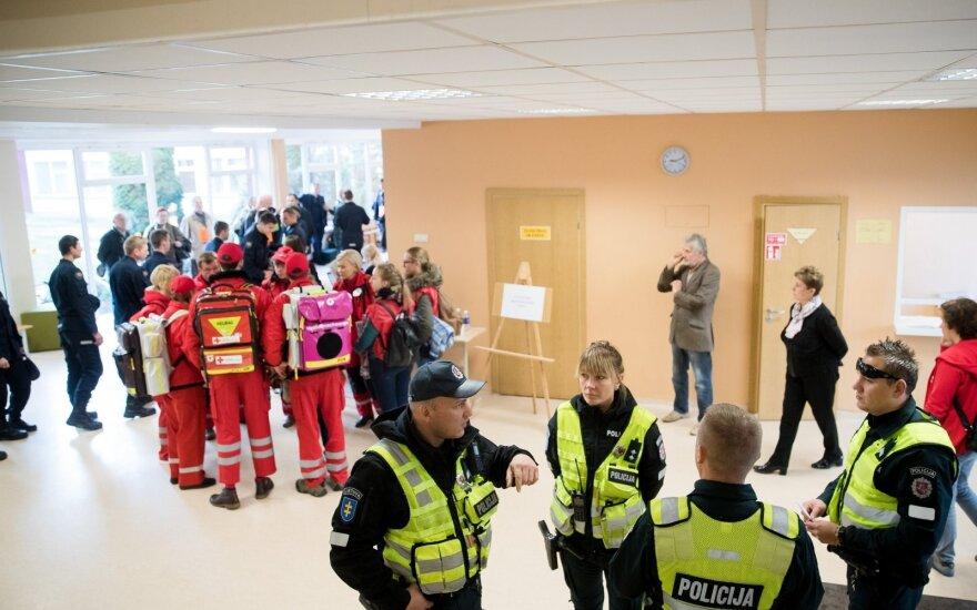 Вильнюс проверял степень готовности к эвакуации горожан