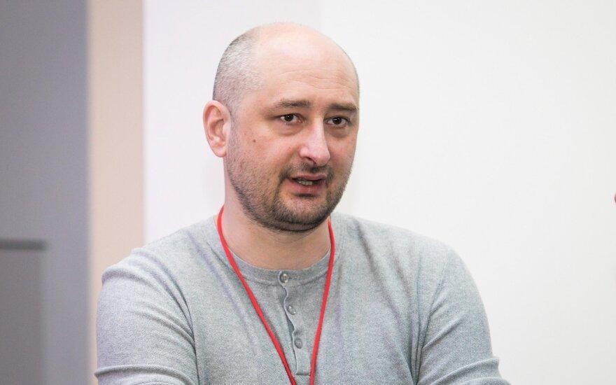 """Жена Бабченко впервые рассказала, как семью готовили к инсценировке """"покушения"""" на него"""