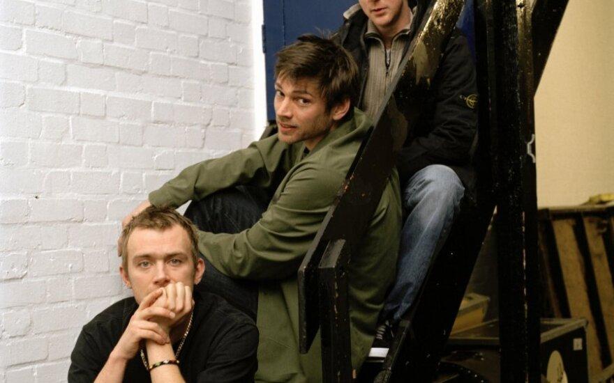 Blur fot. EMI Music Poland
