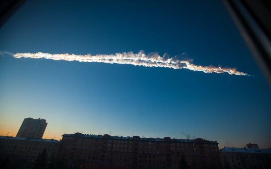 Падение метеорита: в школы предлагают вернуть астрономию