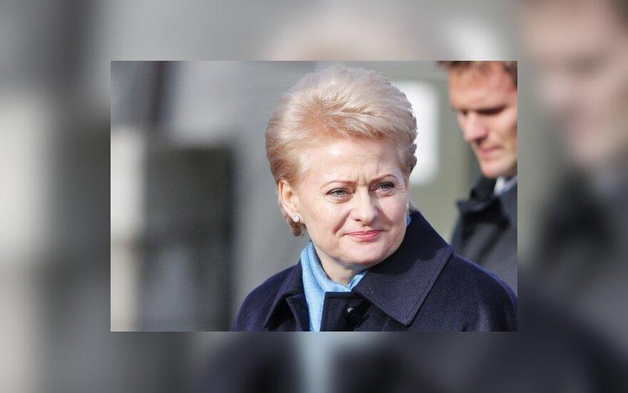 Президент и лидер либералов ЕС обсудили план поддержки Балтии