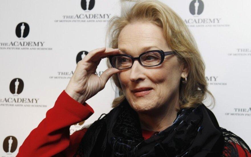 Meryl Streep skrytykowała Walta Disney'a za seksizm