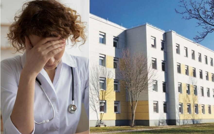 Asociatyvi nuotrauka/ Kėdainių ligoninė